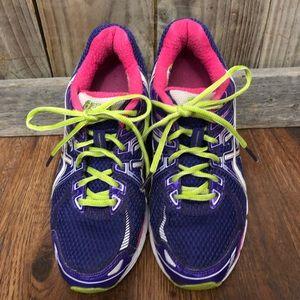 ASICS Women's Size 7.5 purple athletic shoes